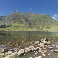 Photo taken at Llyn Idwal by Adrianne H. on 6/4/2018