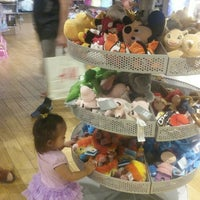 Photo taken at Disney store by Princess A. on 9/26/2015