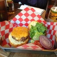 Photo taken at The Burger Guru by Onur on 3/19/2013