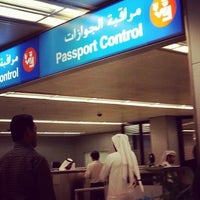 Photo taken at Passport Control by Aeroll L. on 2/17/2013
