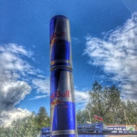 Photo taken at АЗС DP Морозки by Андрей С. on 8/29/2014