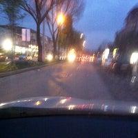 Photo taken at Saray Bosna Caddesi by FİNANSÇI💰💷 on 3/25/2014
