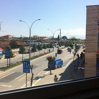 Photo taken at Saray Bosna Caddesi by FİNANSÇI💰💷 on 3/21/2014