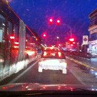 Photo taken at Saray Bosna Caddesi by FİNANSÇI💰💷 on 3/26/2014