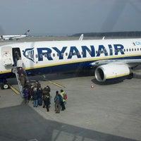 Photo taken at Ryanair Flight FR 8116 by Dmitry G. on 3/28/2013