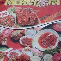Photo taken at Bebek Mercon by Gek R. on 11/24/2012