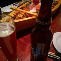 Photo taken at Nagoya Japanese Steakhouse & Sushi by Dean on 1/19/2015