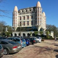 Photo taken at Efteling Hotel by Anton v. on 5/4/2013