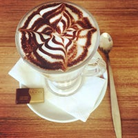 Photo taken at Cafe & Bistro by Banu F. on 7/26/2016