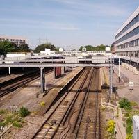 Photo taken at Southampton Central Railway Station (SOU) by Michael H. on 5/26/2013