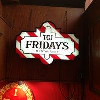 Photo taken at TGI Fridays by Natali H. on 8/23/2013