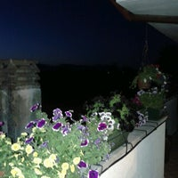 Photo taken at John's  Terrace by Mariangela M. on 5/14/2014