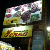 Photo taken at Jumbo by Regina Masly S. on 1/29/2013