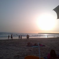 Photo taken at Playa Los Cañillos by jose luis m. on 8/3/2013