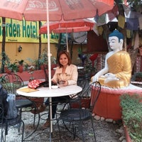 Photo taken at The Buddha Garden Hotel (P) Ltd. by Joseph O. on 2/23/2014