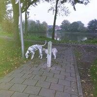 Photo taken at Hondenuitlaat Zone by Belinda G. on 10/11/2013