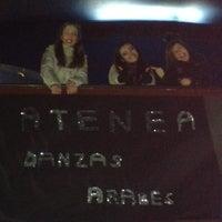 Photo taken at ATENEA DANZAS ÁRABES by Lau P. on 8/1/2013