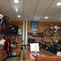 Photo taken at Cycling Planet by Luis C. on 5/4/2015