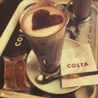 Photo taken at Costa Coffee by Jack S. on 2/21/2016