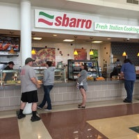 Photo taken at Sbarro by Cindy G. on 6/22/2016