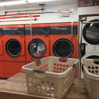 Photo taken at Wash n Shop Laundromat by Cindy G. on 10/30/2017