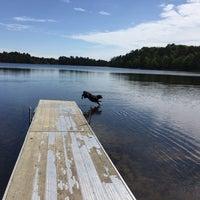 Photo taken at Leader Lake by Cindy G. on 7/6/2017