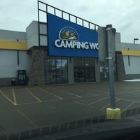 Photo taken at Camping World of Madison by Cindy G. on 1/21/2015