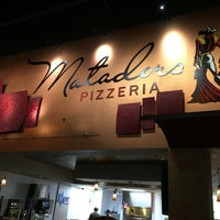 Photo taken at Matadors Pizzeria by Cindy G. on 3/5/2015