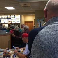 Photo taken at Culver's by Cindy G. on 10/13/2017
