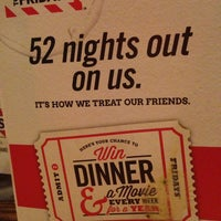 Photo taken at TGI Fridays by T. R. on 9/13/2013