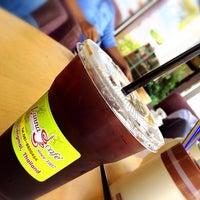 Photo taken at Lanna Cafe ล้านนากาแฟ by Krit K. on 2/28/2014