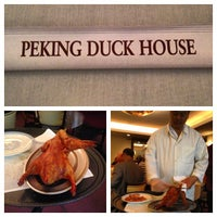 ... Photo Taken At Peking Duck House By Sasha On 7/19/2013 ...