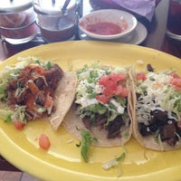 Photo taken at Taqueria Tlaxcali by Daniel D. on 8/11/2013