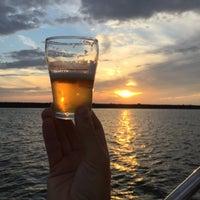 Photo taken at Lake Erie by David B. on 9/18/2016