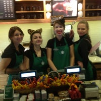 Photo taken at Starbucks by no N. on 10/27/2012