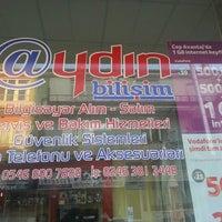 Photo taken at Aydın Bilişim by Kayhan Y. on 12/31/2013