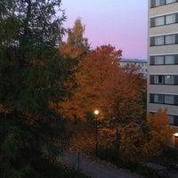 Photo taken at Hotelli Ava by Natalia G. on 10/12/2013