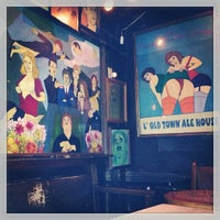 Photo taken at Old Town Ale House by Randy B. on 4/28/2013