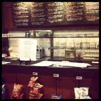 Photo taken at Chicago Bagel Authority by Randy B. on 7/26/2013