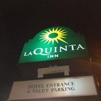 Photo taken at La Quinta Inn Austin Capitol / Downtown by Don S. on 3/12/2013