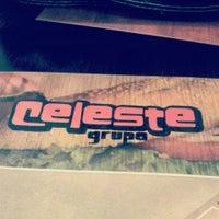 Photo taken at Celeste by Keyna S. on 3/27/2014