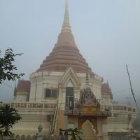 Photo taken at วัดป่าสัมมานุสรณ์ by Phon on 1/8/2014