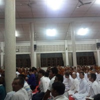 Photo taken at วัดป่าสัมมานุสรณ์ by Phon on 1/7/2014
