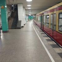 Photo taken at S Anhalter Bahnhof by Kyriakos G. on 7/28/2017