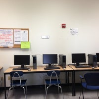 Photo taken at John Jay College - Graduate Lab by Joshua K. on 5/1/2013