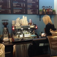Photo taken at Barista by Mila Fattakhova on 9/16/2014