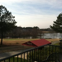 Photo taken at Heritage Golf Club by Megan D. on 1/29/2013