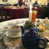 Photo taken at Olde English Tea Room by Megan D. on 11/29/2012