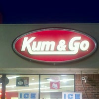Photo taken at Kum & Go by Taralyn A. on 3/19/2013