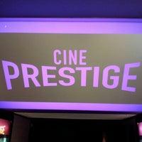 Photo taken at Ster-Kinekor Cinema Prestige by Danny on 10/22/2013